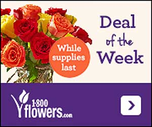 1-800-Flowers Deal of the Week