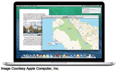Mavericks - Maps