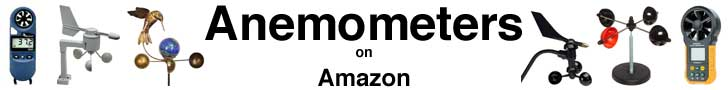 Anemometers on Amazon