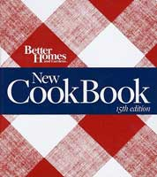 Better Homes and Gardens New Cook Book - Jan Miller - Hardcover