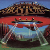 "Boston - Don""t Look Back"