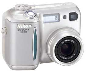 Amazon - Coolpix 4300