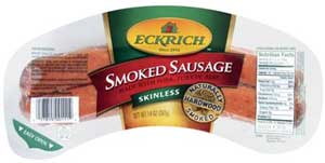 Eckrich Skinless Smoked Sausage