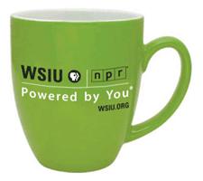 WSIU mug