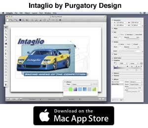 Intaglio at the App Store