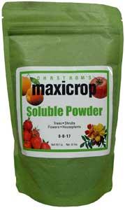 Maxicrop Soluble Seaweed fertilizer