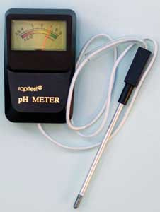 Luster Leaf Soil Ph Meter Plus Ph Plant Guide