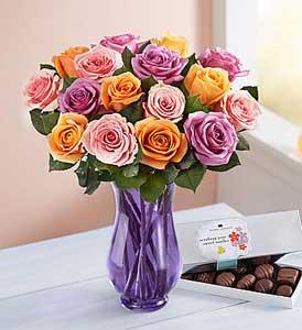 Sorbet Roses
