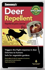 Sweeney's Deer Repellent