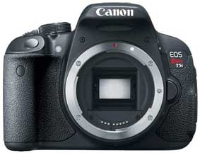 Canon T5i (body only)
