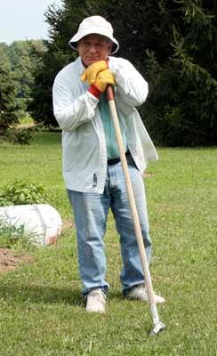 The Senior Gardener