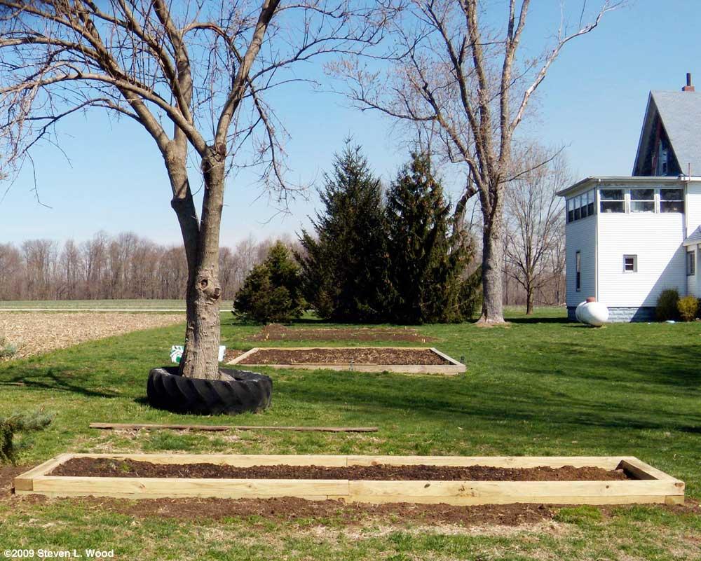 Our Senior Garden