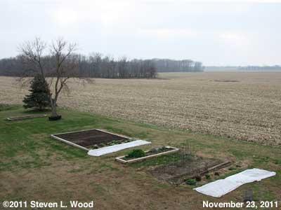 The Senior Garden - November 23, 2011