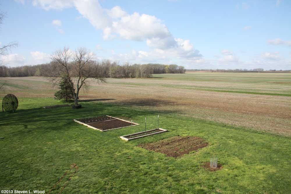 Our Senior Garden - 4/12/2013