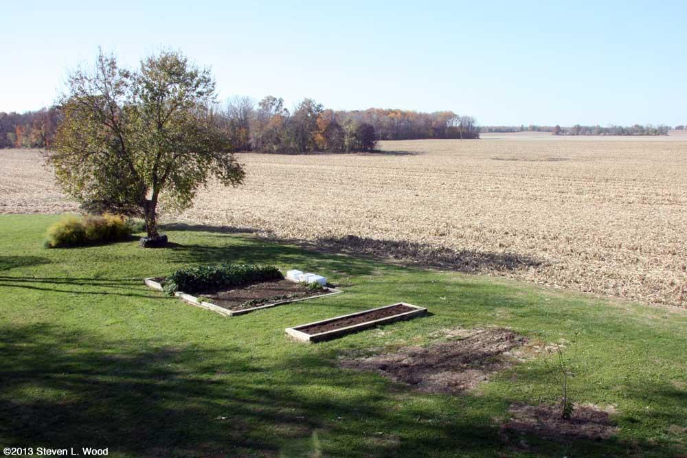 Our Senior Garden - 11/9/2013