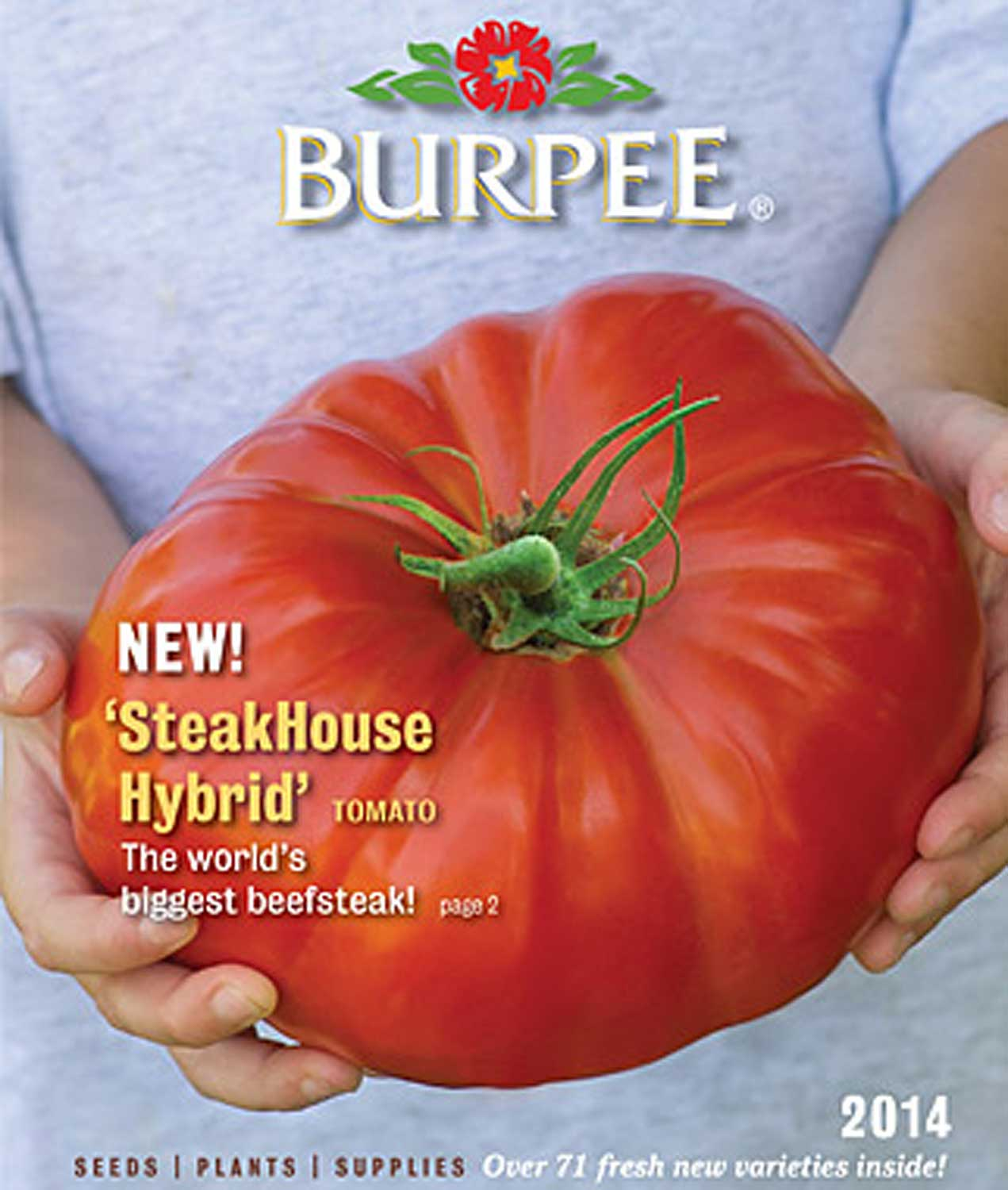 Nov 26,  · The Burpee seed catalog is filled with seeds and already-grown plants for you to buy that include vegetables, flowers, perennials, herbs, and shopnew-l4xmtyae.tk'll also find fruit plants, organics options, seed starting supplies, and other gardening supplies all inside the catalog's pages.