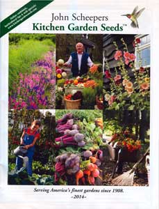 John Scheepers Kitchen Garden Seeds