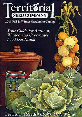 Territorial 2013 Fall Catalog