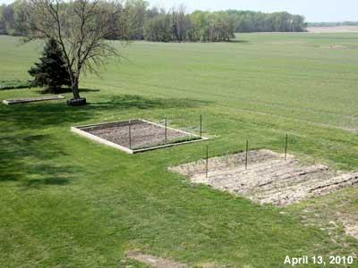 The Senior Garden - April 13, 2010
