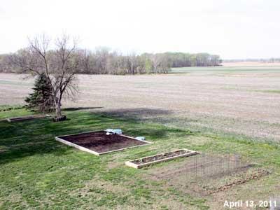 The Senior Garden - April 13, 2011