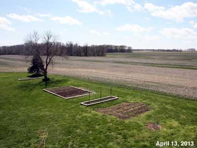 The Senior Garden - April 13, 2013