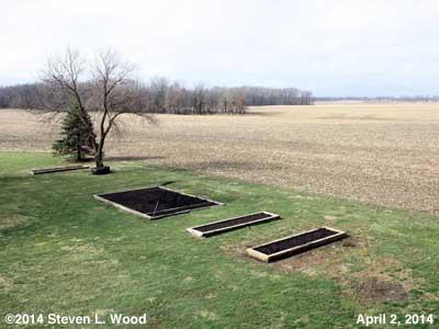 The Senior Garden - April 2, 2014