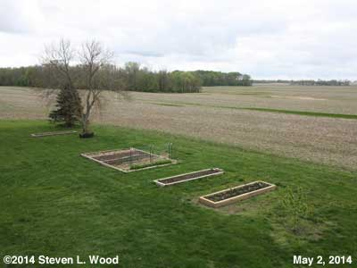 The Senior Garden - May 2, 2014
