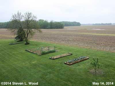 The Senior Garden - May 14, 2014