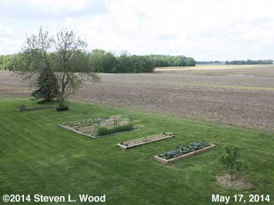 The Senior Garden - May 17, 2014