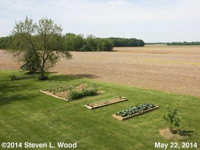The Senior Garden - May 22, 2014