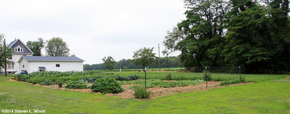 East Garden - June 30, 2014