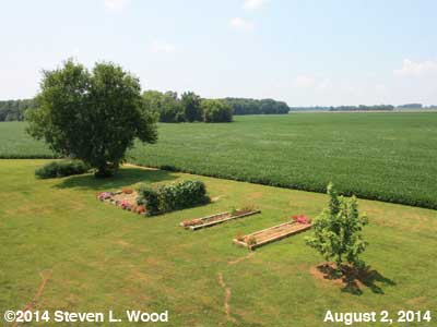 The Senior Garden - August 2, 2014