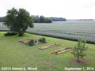 The Senior Garden - September 1, 2014