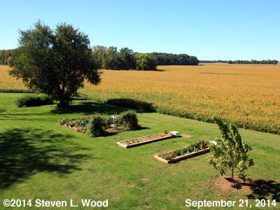 The Senior Garden - September 21, 2014
