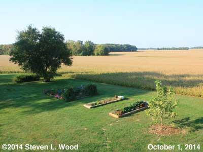 The Senior Garden - October 1, 2014