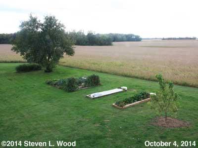 The Senior Garden - October 4,2014