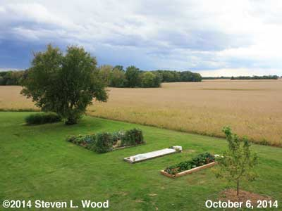 The Senior Garden - October 6, 2014
