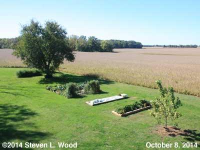 The Senior Garden - October 8, 2014