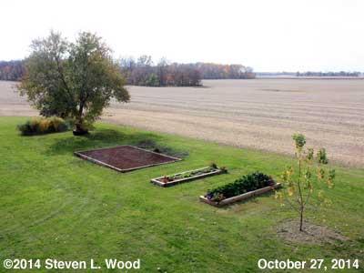 The Senior Garden - October 27, 2014