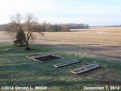 Our Senior Garden - December 7, 2014