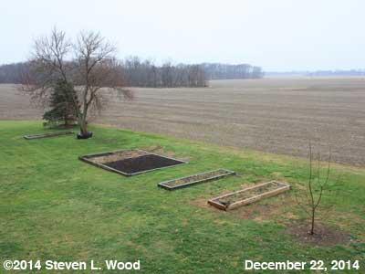 Our Senior Garden - December 22, 2014