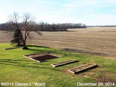 Our Senior Garden - December 26, 2014