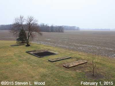 Our Senior Garden - February 1, 2015