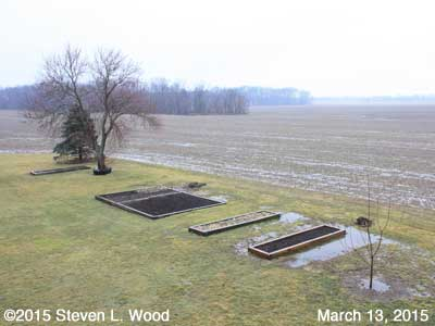Our Senior Garden - March 13, 2015