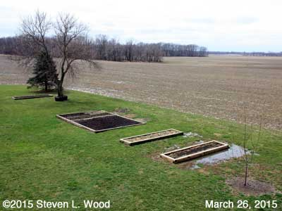 Our Senior Garden - March 26, 2015