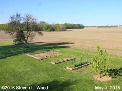 Our Senior Garden - May 1, 2015