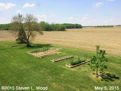 Our Senior Garden - May 5, 2015