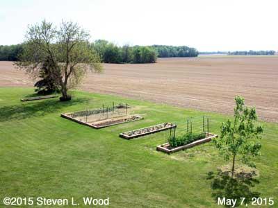 Our Senior Garden - May 7, 2015