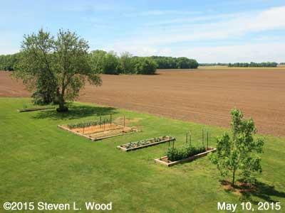 Our Senior Garden - May 10, 2015