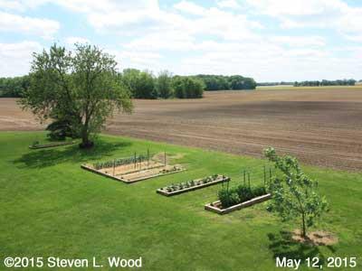 Our Senior Garden - May 12, 2015